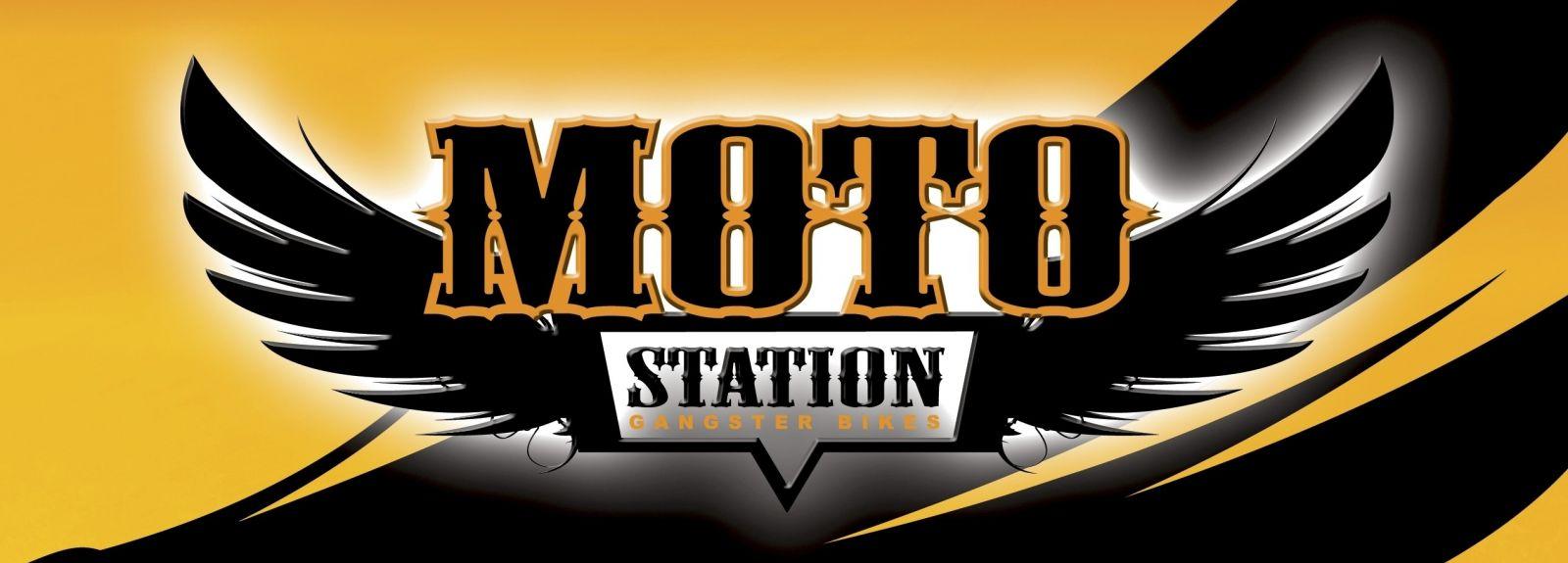 Logo Moto Station